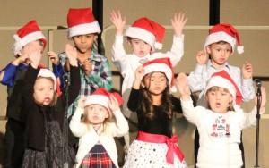 Music Explorers Christmas 2013
