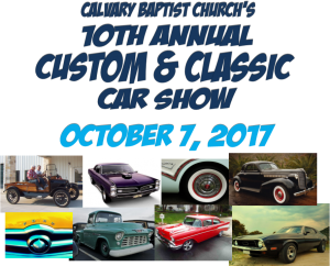 Car Show 2017 - web graphic