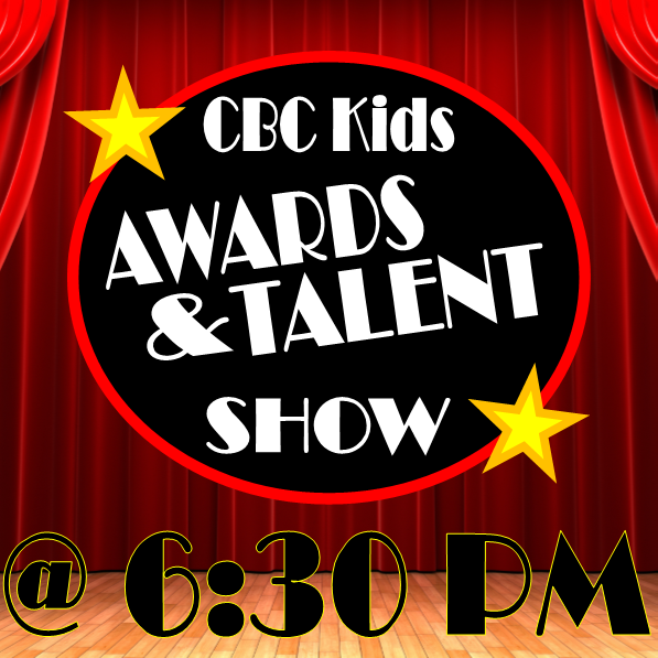 Kids Awards & Talent Show!